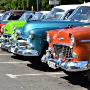 senoviniai automobiliai