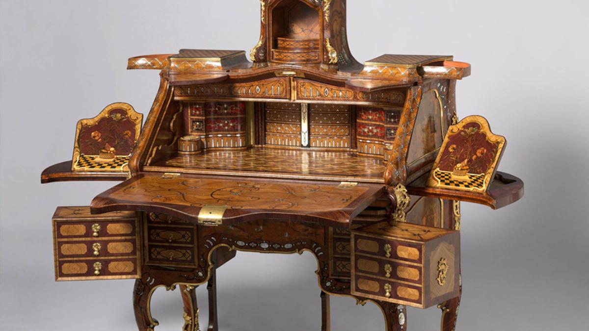 Riontgenu baldai
