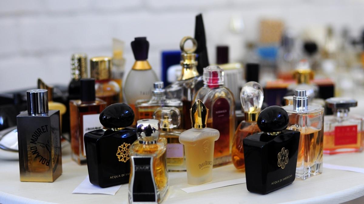 vintažiniai kvepalai