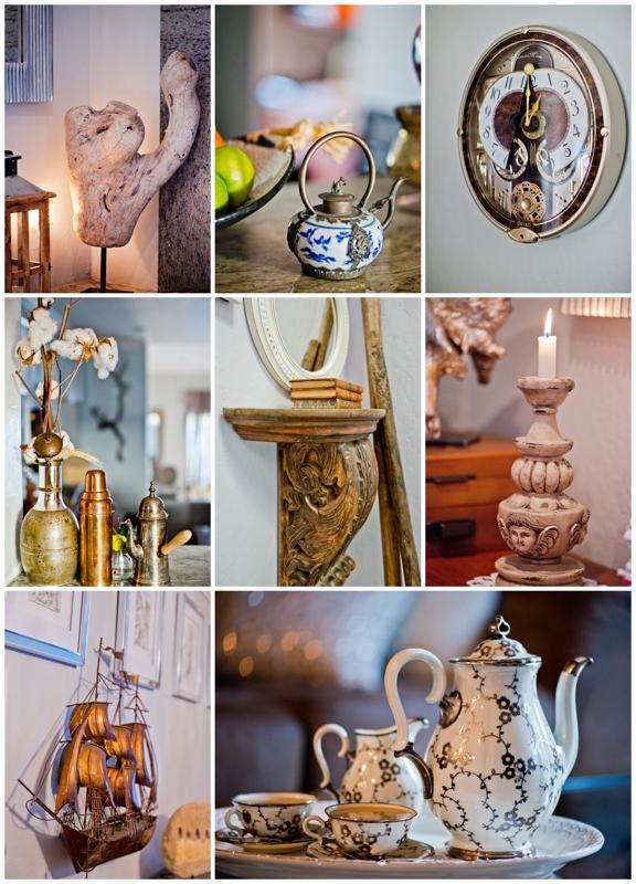 vintažiniai namai dekoras