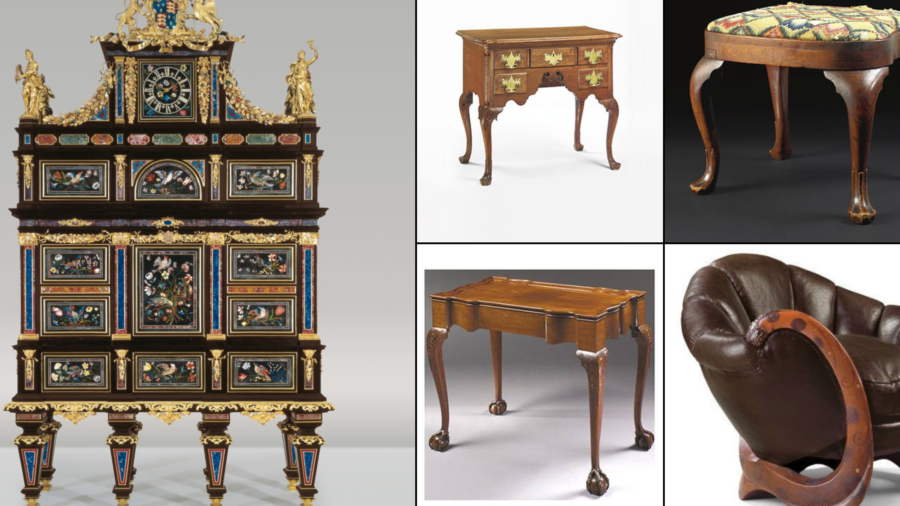 brangiausi baldai