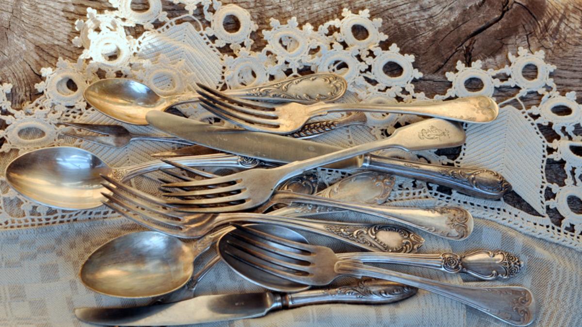 sidabro įrankiai