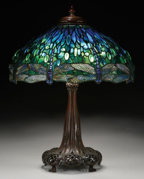 Tiffany šviestuvas