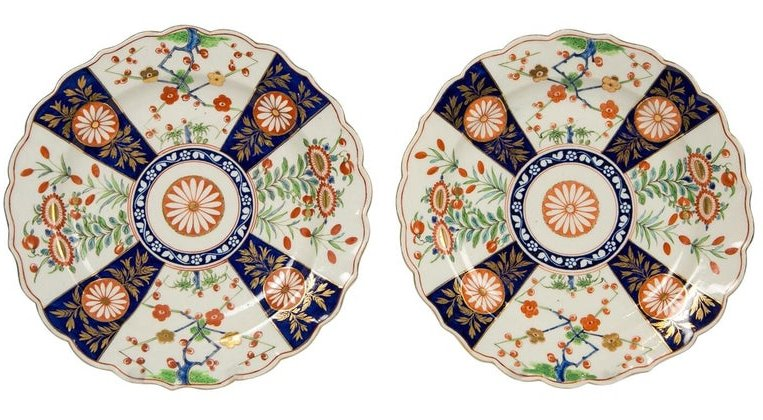 Anglijos porcelianas