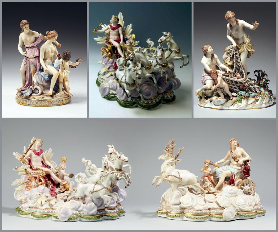 Meiseno porcelianas