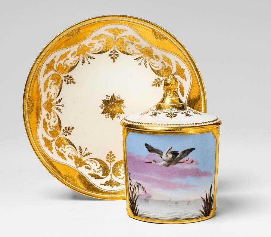 Vienos porcelianas