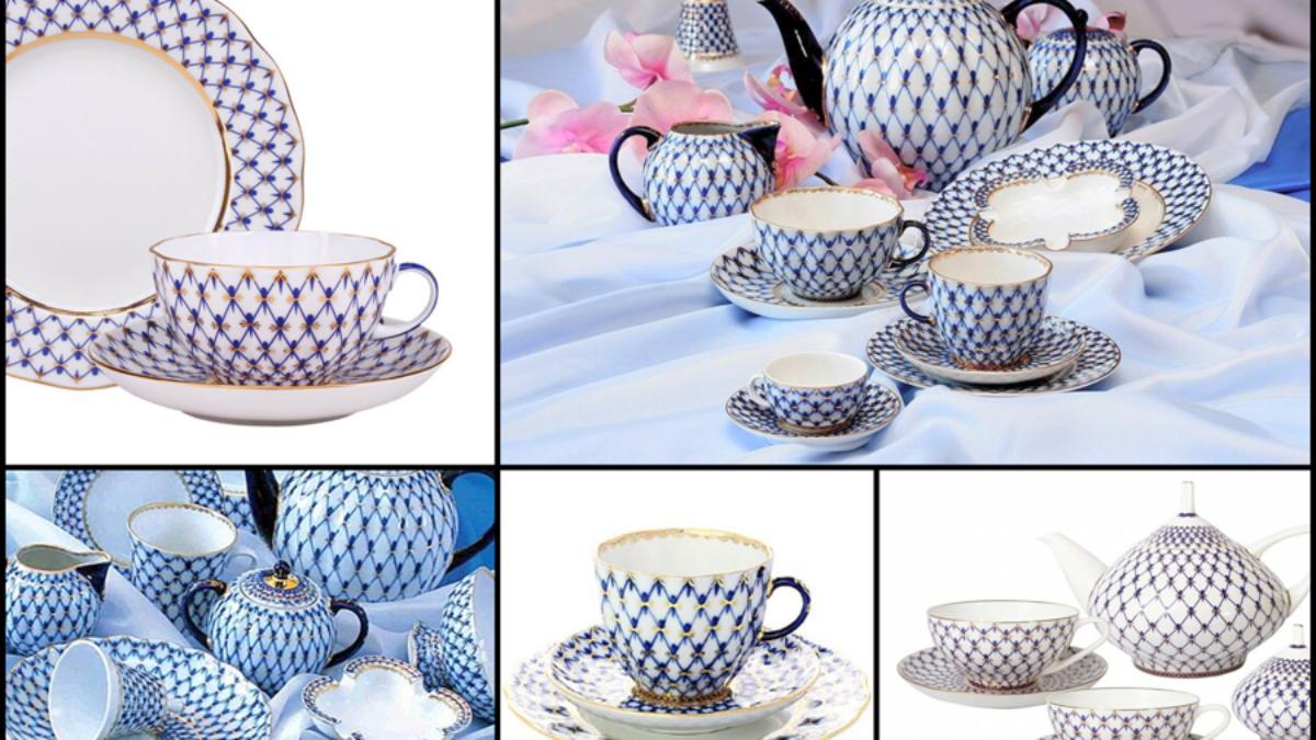 rusijos porcelianas