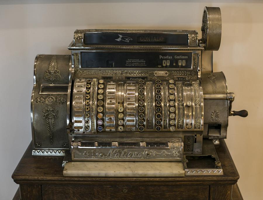 kasos aparato istorija