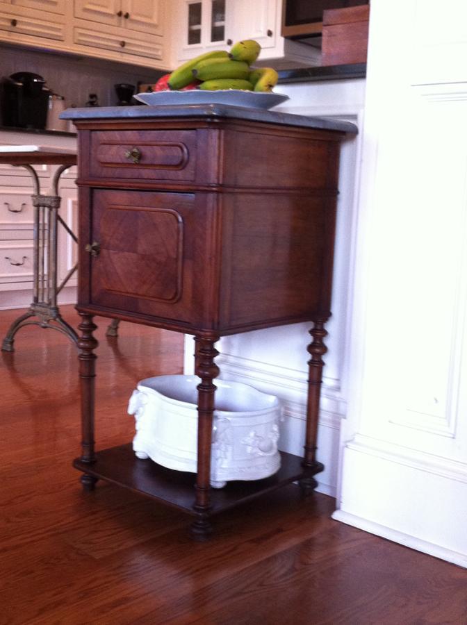 naudoti baldai virtuvėse